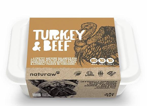 Turkey & Beef (500g)