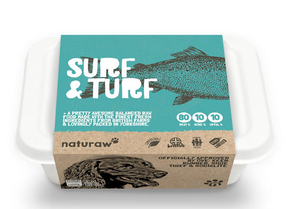 Balanced Surf & Turf (500g)