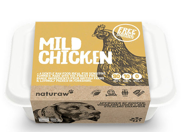 Balanced Mild Chicken (500g)