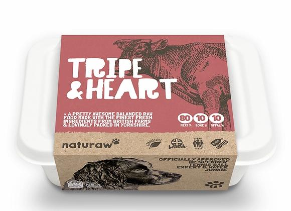 Balanced Tripe & Heart (500g)