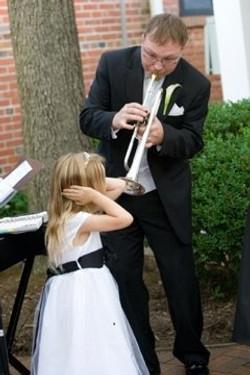 My niece LOVES my music!