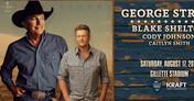 George Strait & Blake Shelton