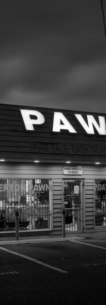 Beaverton store at night  Photo by Austin Granger