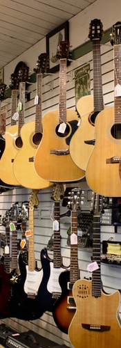 Beaverton instruments and cases