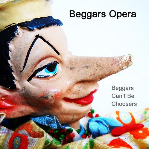 Beggars Opera   Beggars Can't Be Choosers (Digital Download)