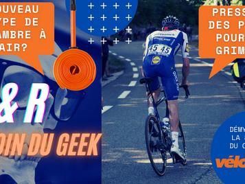Q&R #1 - Le Coin du Geek!