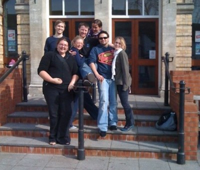 Team in Hereford #fe2e
