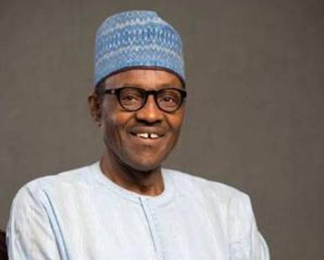 Buhari - Nigeria's President Elect.