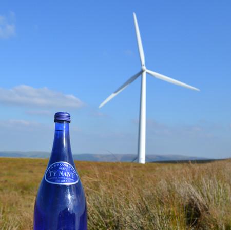 Sustainability at Tŷ Nant