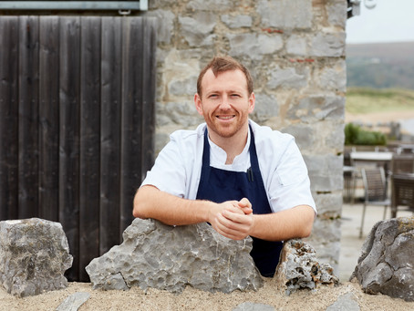 Chef profile: Hywel Griffith