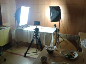 A Importância da (simples) Iluminação na Fotografia de Alimentos