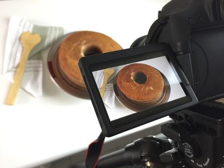 Como Vídeos Podem Ajudar Fotógrafos de Alimentos?