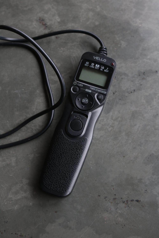 Intervalômetro