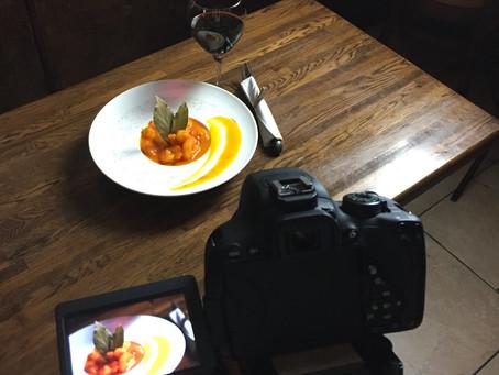 Preciso Alugar um Estúdio para Fotografar Alimentos?