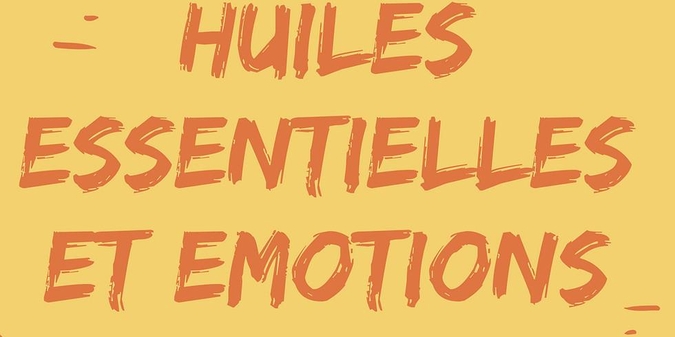 Atelier Huiles Essentielles et Emotions