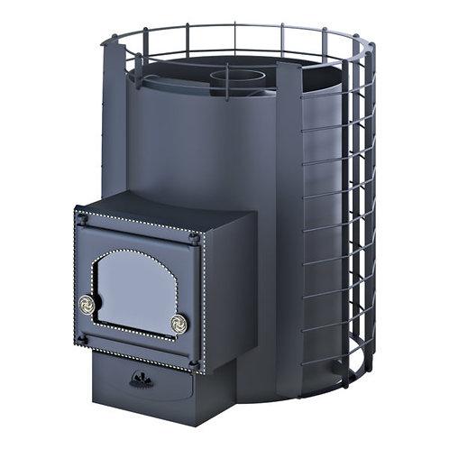 Банная печь-сетка Вольга Премиум