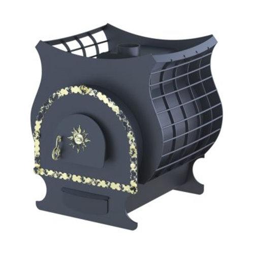 Банная печь-сетка Добрыня 1