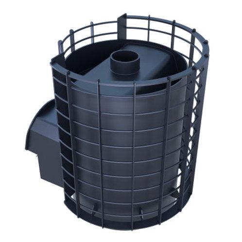 Банная печь-сетка Вольга