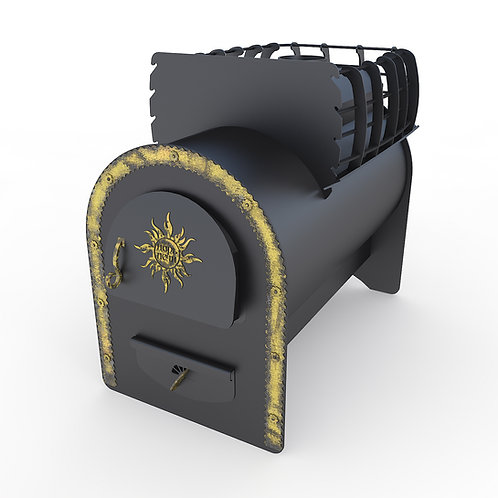 Печь банная Горыня