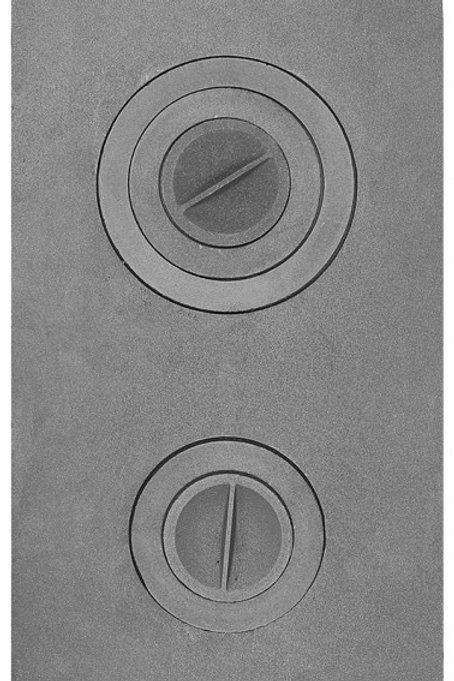 Плита цельная  П 2-3 12мм 2 сорт