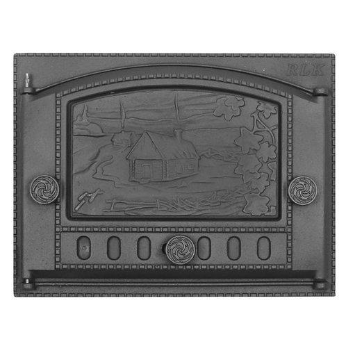 Дверь каминная ДК-2Б