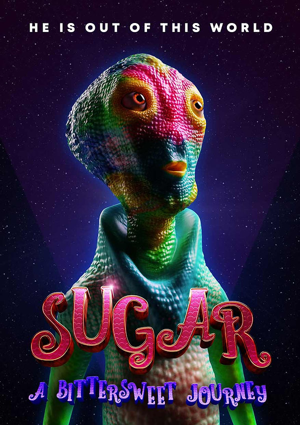 Sugar - A Bittersweet Journey Film Poster