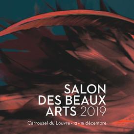 Salon des Beaux Arts, Carrousel du Louvre, Paris (France)