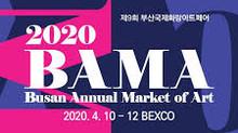 Busan Annual Market of Arts 2020 (Corée du Sud)
