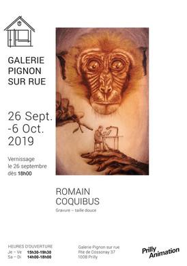 Galerie Pignon sur Rue, Prilly (Suisse)