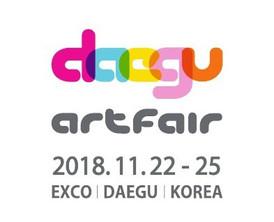 Daegu Art Fair 2018 (Corée du Sud)