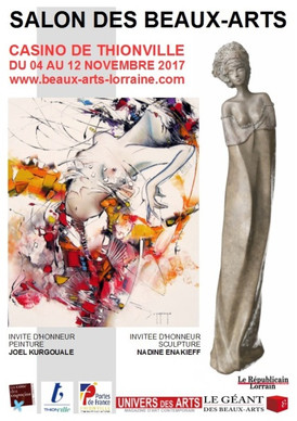 Salon international des Beaux-Arts, Thionville (France)