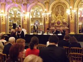 Romain Coquibus médaillé par Arts Sciences et Lettres