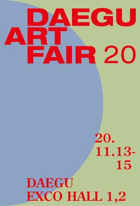 Daegu Art Fair 2020 (Corée du Sud)