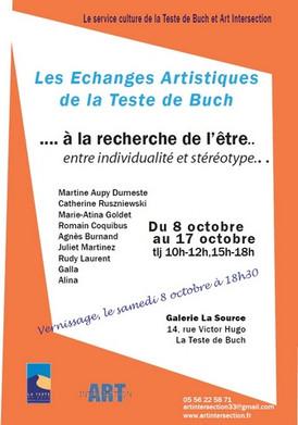 Galerie La Source, La Teste (France)