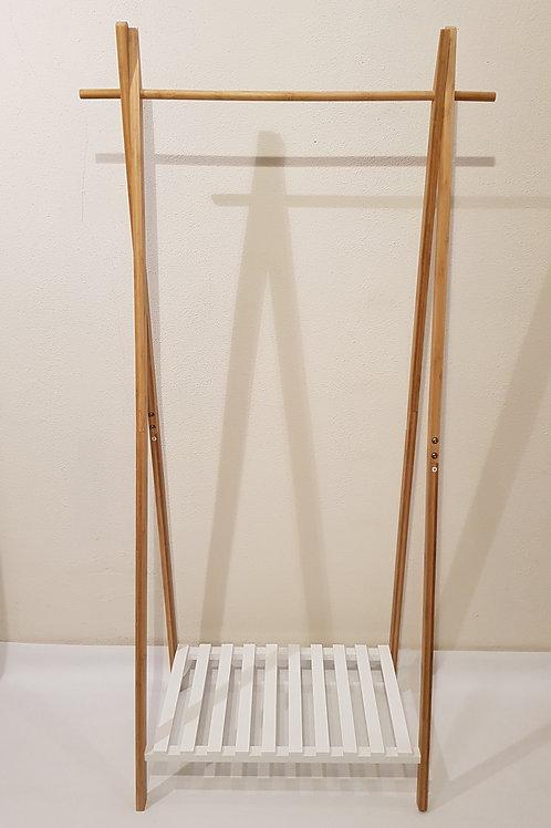 Bamboo con repisa