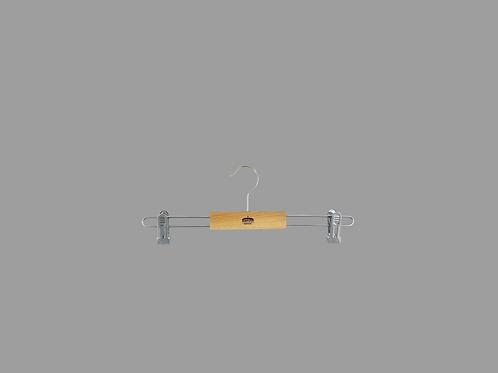 Pinza madera/cromo