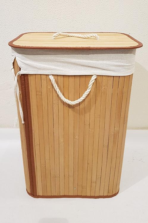 Cesto ropa bamboo