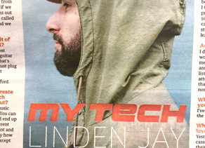Linden Jay featured on the Metro Newspaper