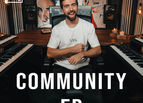 Jonas Aden announces Community EP, released via Musical Freedom
