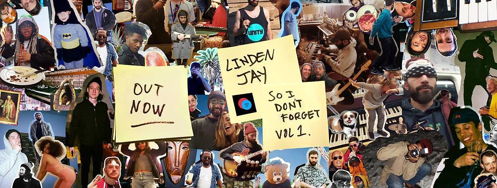 Linden Jay - So I Don't Forget Vol 1