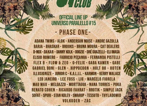 rrotik announced to play at Universo Paralello!