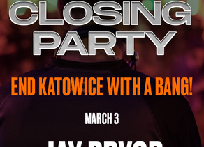 Jay Pryor to headline FNATIC x VirginEMI IEM 2019 Closing party