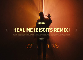 FARR release 'Weightless (Remixes)' featuring Biscits' remix of 'Heal Me'