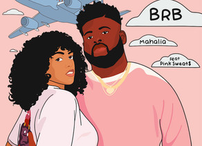 Sillkey co-writes and co-produces Mahalia's new 'BRB' remix featuring Pink Sweat$