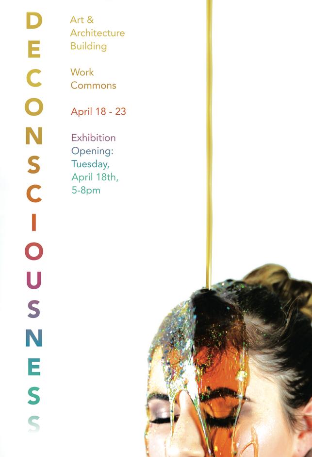 DECONSCIOUSNESS Poster
