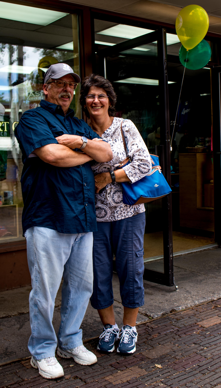 Aspen Couple