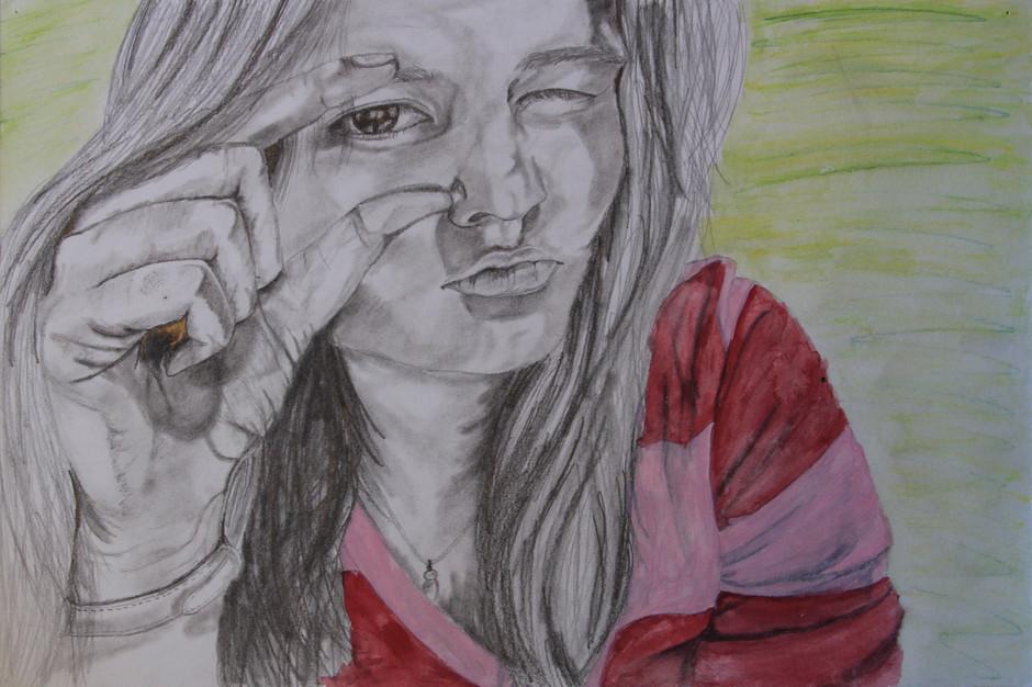Self Portrait (Your View)