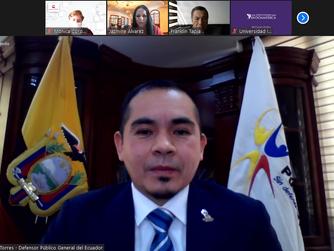 Todos Migramos firmó un convenio con la Universidad Tecnológica Indoamérica
