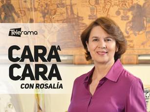 """Los domingos son diferentes en compañía de """"Cara a Cara con Rosalía"""""""