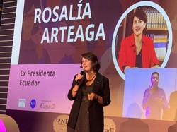Rosalía Arteaga 1